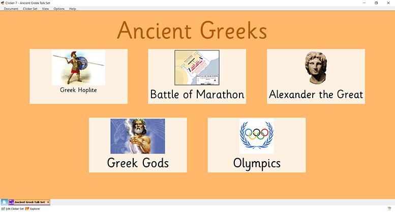 Ancient Greeks 1