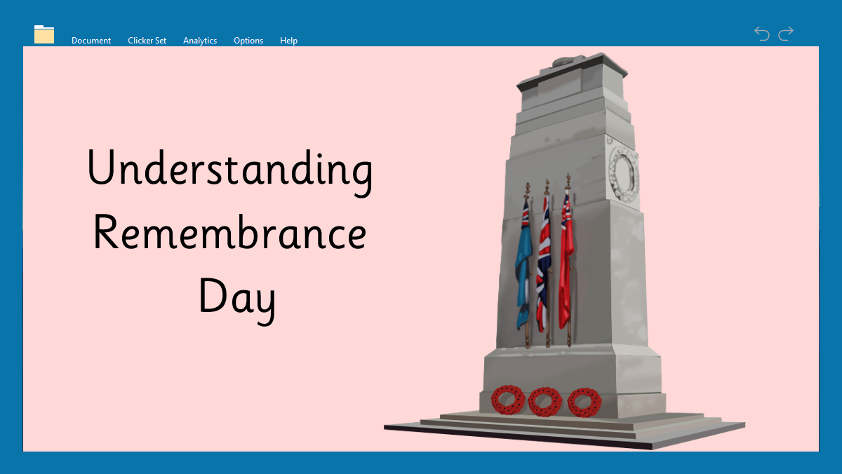 Understanding Remembrance Day - header