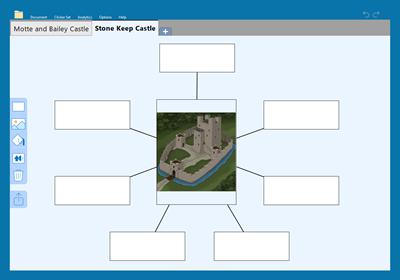 Compare Castles Board