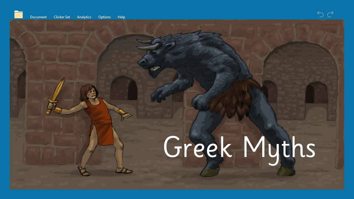 greek myths header