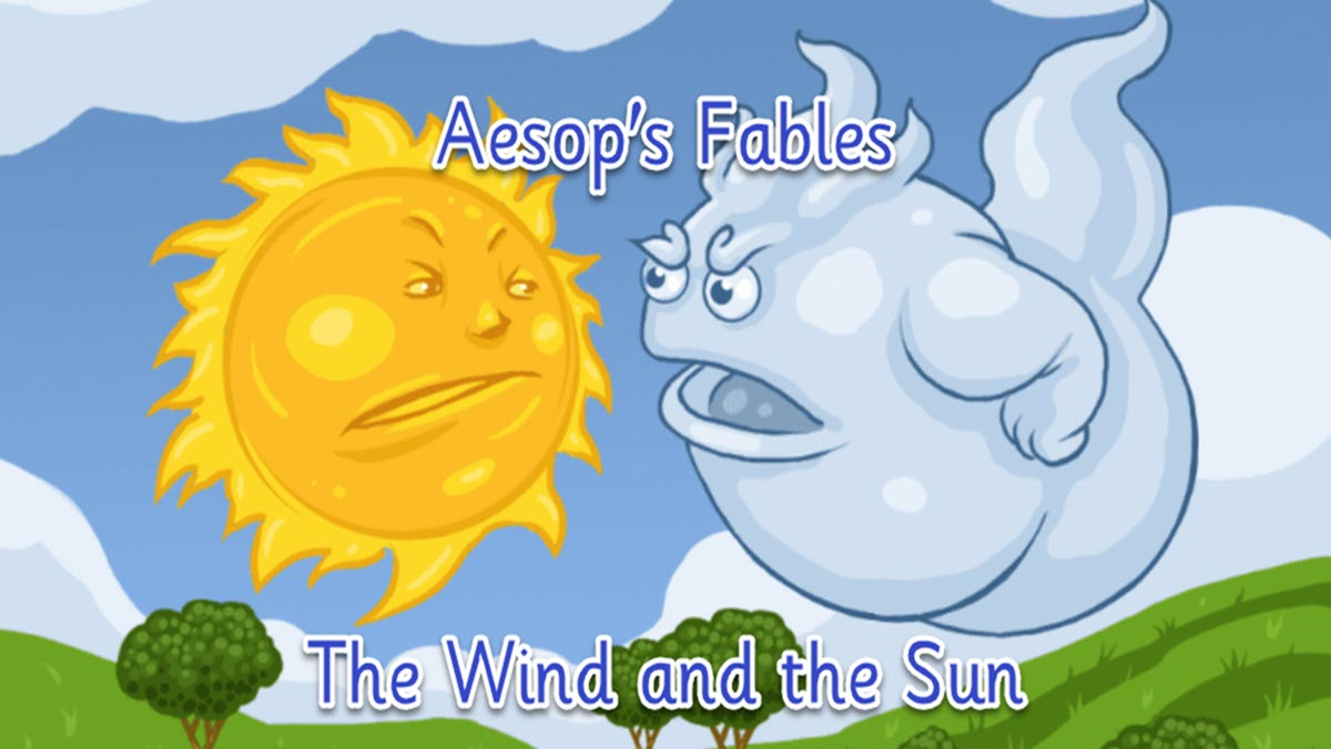 aesop's fables header
