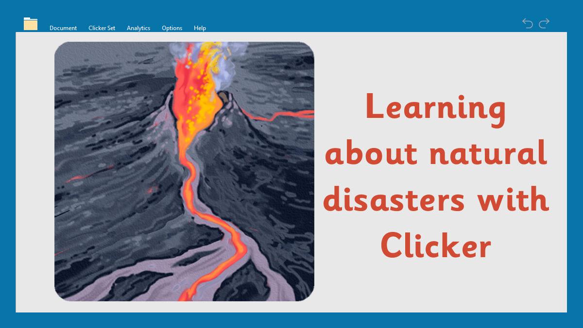 Natural disasters header