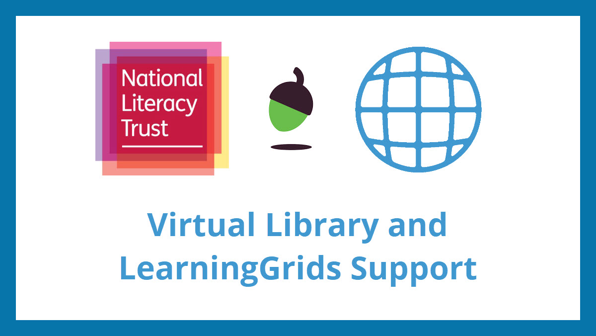 Virtual Library and LearningGrids Support header