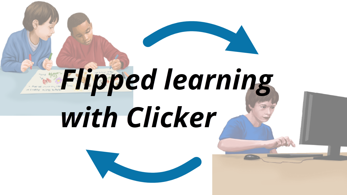 flipped learning header