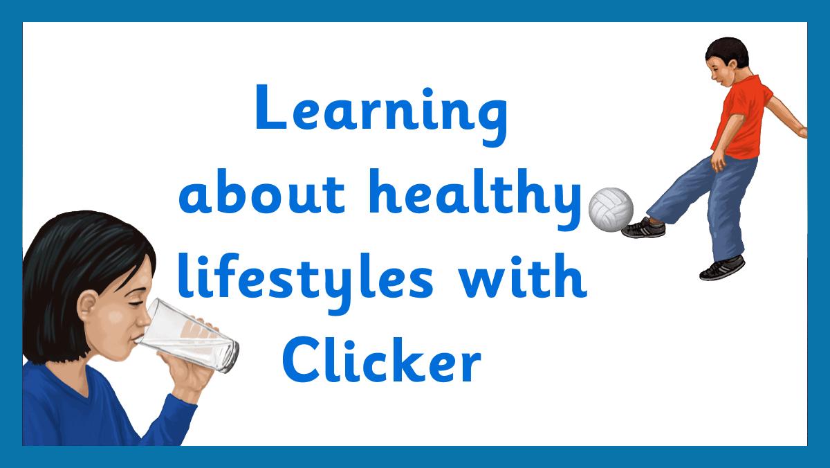 healthy lifestyles header