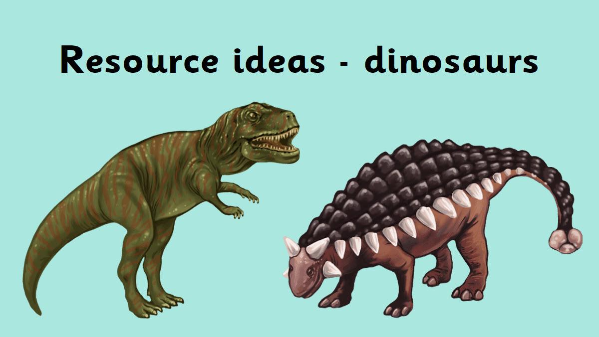 Dinosaurs - header