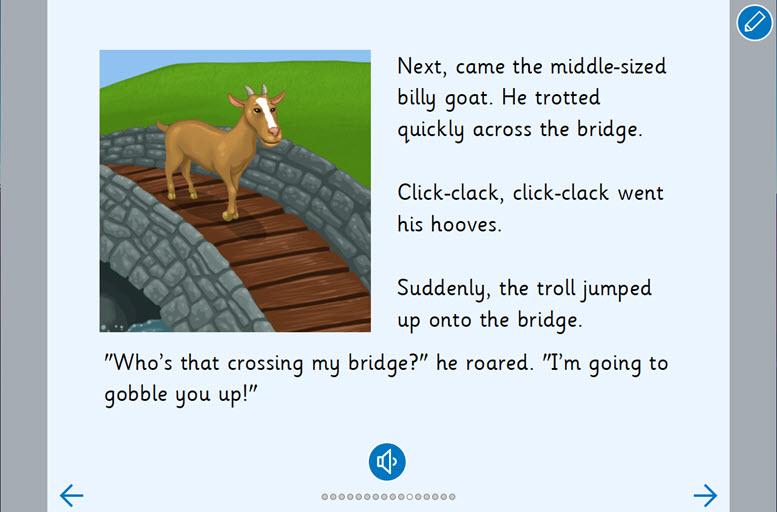 Billy Goats Gruff 1