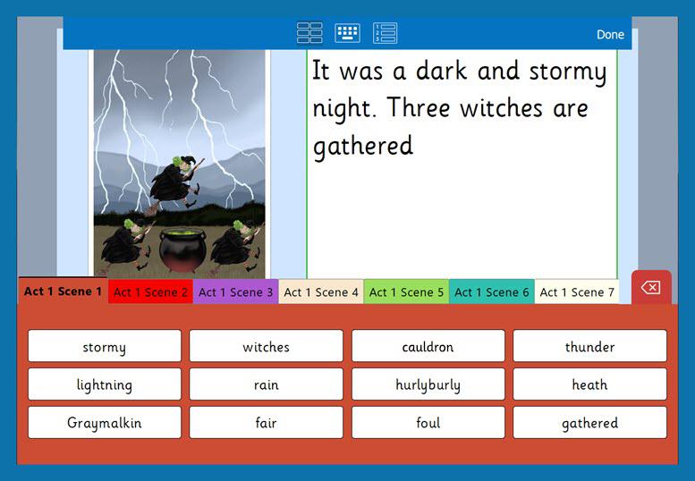 Macbeth 2 - Clicker Book