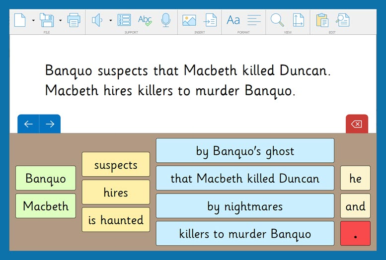 Macbeth 6 - Connect Set