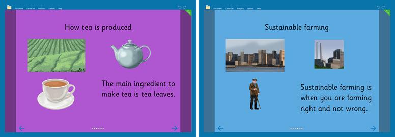 Fairtrade Tea