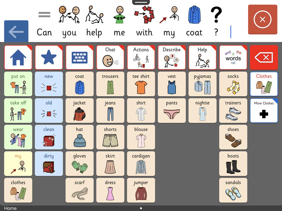 03UK Ready-made vocabulary sets