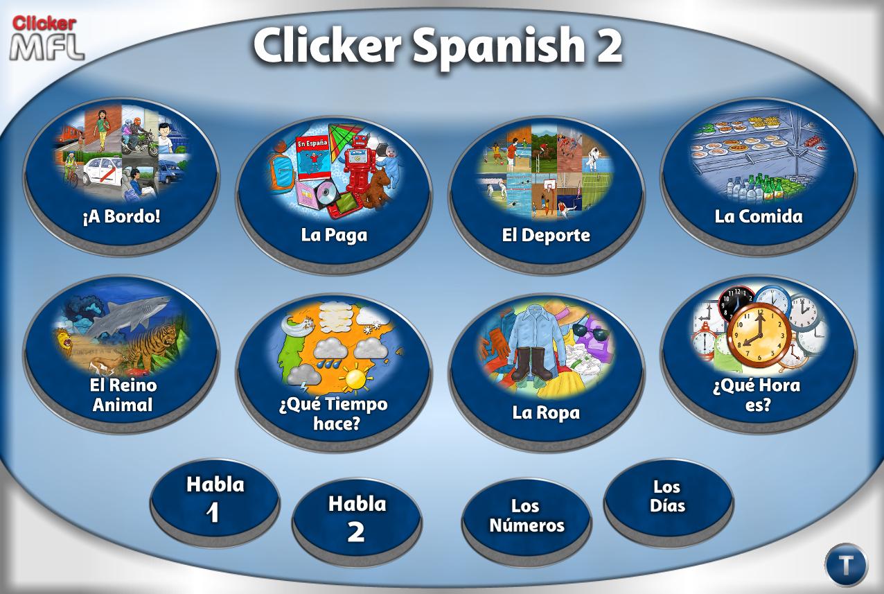03 Spanish intermediate