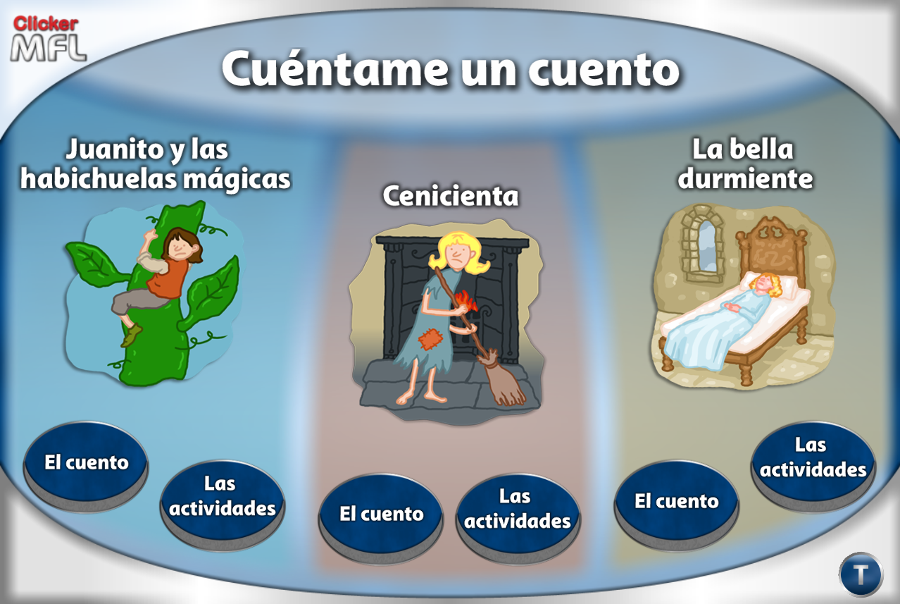 04 Learn Spanish with stories