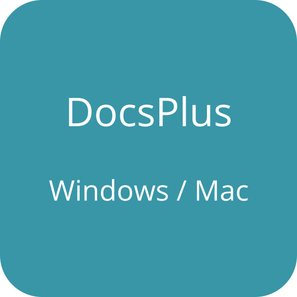 01 Find out more about DocsPlus