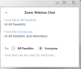 zoom-using-chat